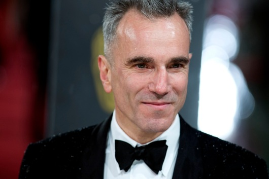 British actor Daniel Day-Lewis poses on the red carpet upon arrival to attend the annual BAFTA British Academy Film Awards at the Royal Opera House in London on February 10, 2013. AFP PHOTO/ANDREW COWIE (Photo credit should read ANDREW G COWIE/AFP/Getty Images)