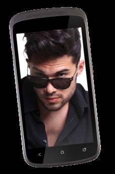 his_phone
